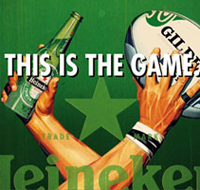 Heineken This is the game